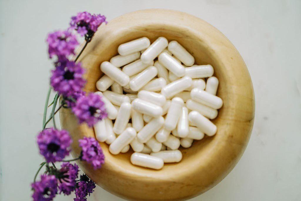 Birch & Wilde Marine Collagen Capsules Supplements
