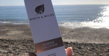 Birch & Wilde Marine Collagen Capsules 60 Days Health Wellbeing Premium Vitamins Supplements