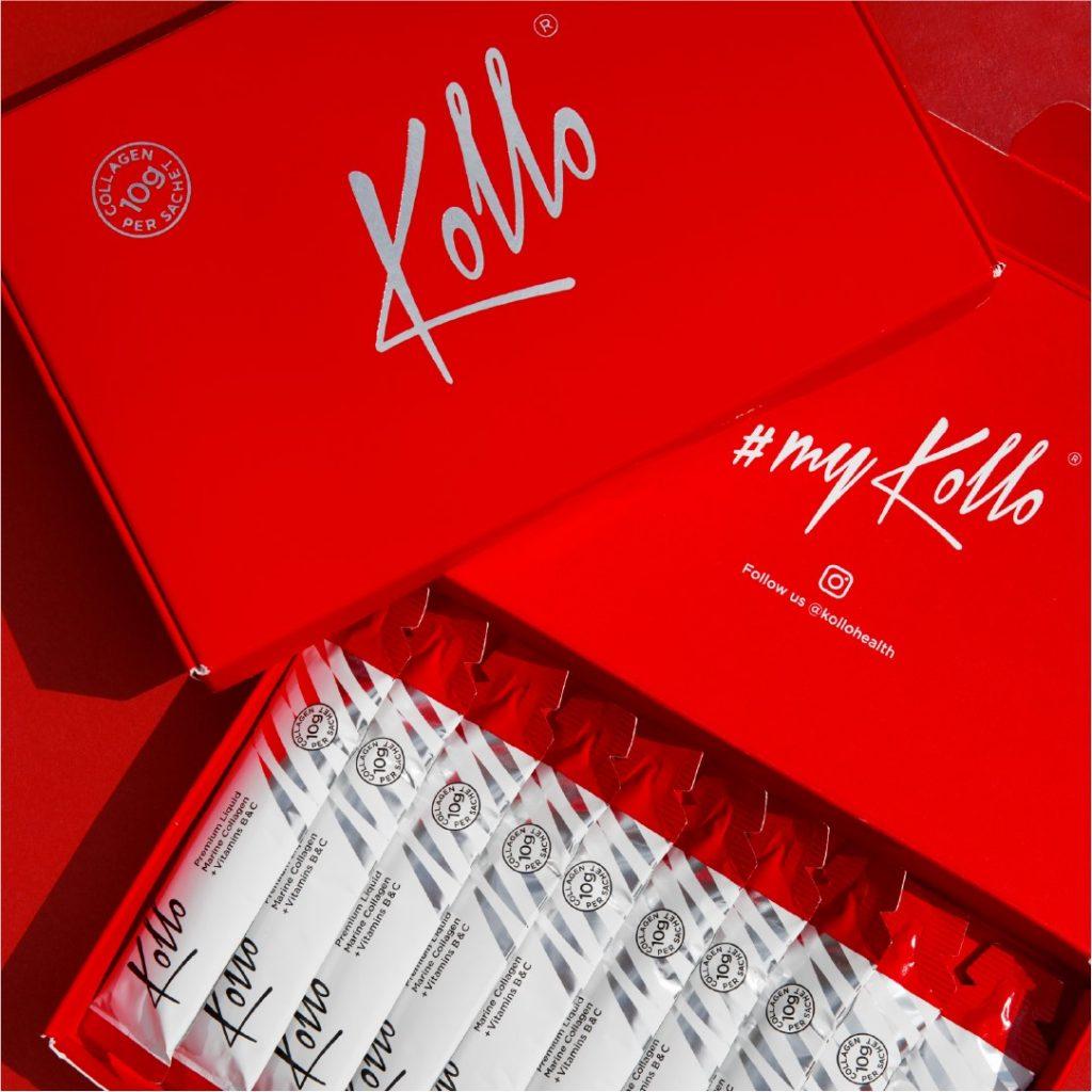 Kollo Health Liquid Marine Collagen Supplements