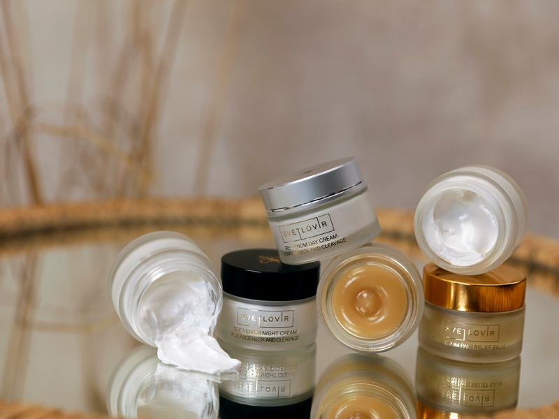 Svetlovir by BeeSting Cosmetics Bee Venom Skincare Beauty Feature