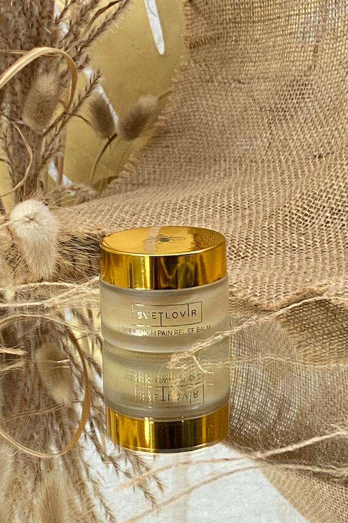 Svetlovir by BeeSting Cosmetics Bee Venom Pain Relief Balm